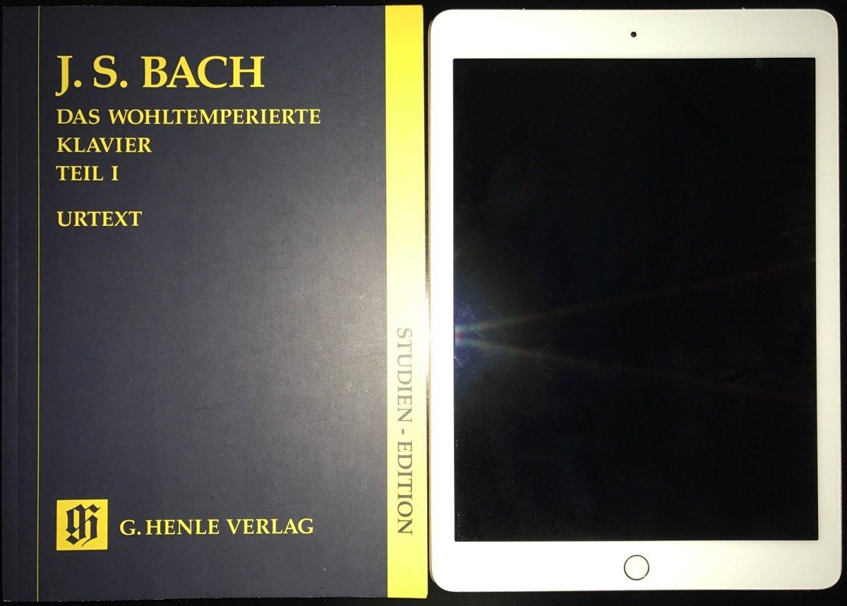 iPad for Sheet Music